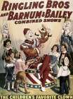 Barnum and Bailey - Childrens Favorite Clown
