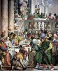 Marriage at Cana - Detail