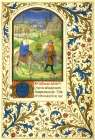 The Flight into Egypt : Book of Hours - Detail