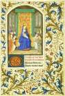 The Virgin Enthroned : Book of Hours - Detail