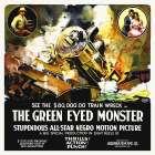 The Green Eyed Monster,  1919, 6 sheet
