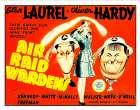 Laurel and Hardy - Air Raid Wardens, 1943