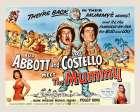 Abbott and Costello - Meet The Mummy
