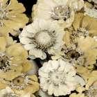 Floral Abundance in Gold III