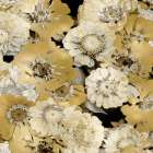 Floral Abundance in Gold IV