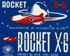 Rocket X-6