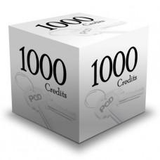 1000 Printing Credits