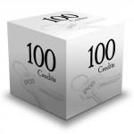 100 Printing Credits