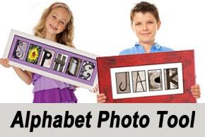 Alphabet Photo Tool